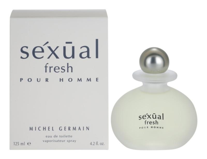 Michel Germain Sexual Fresh Pour Homme Eau de Toilette für Herren 125 ml