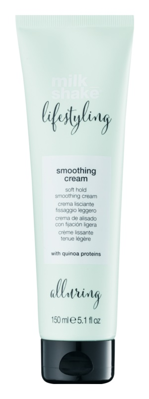 Milk Shake Lifestyling cremă pentru netezirea părului