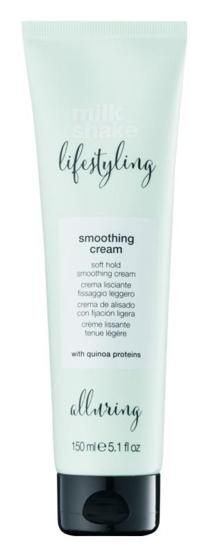 Milk Shake Lifestyling vyhladzujúci krém na vlasy