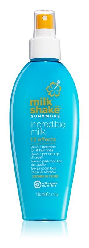 Milk Shake Sun & More mlieko pre vlasy namáhané slnkom