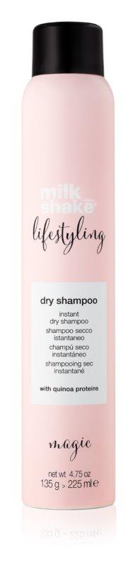 Milk Shake Lifestyling suchý šampon pro všechny typy vlasů