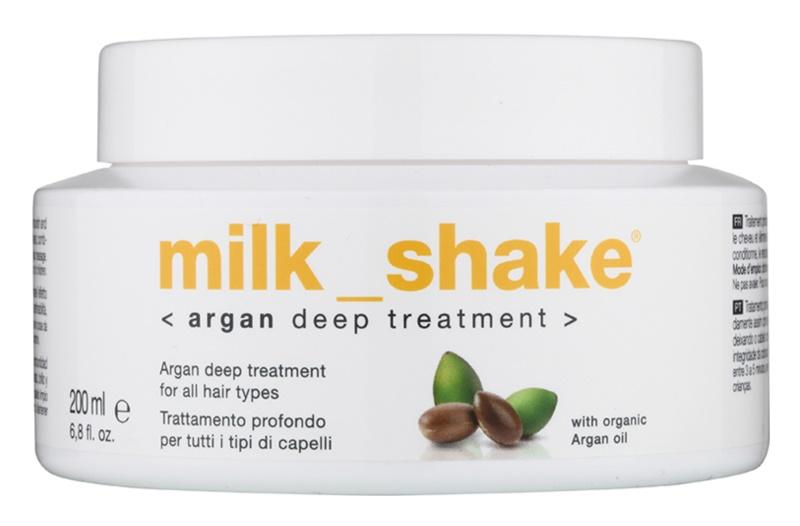 Milk Shake Argan Oil tratamiento de aceite  para todo tipo de cabello