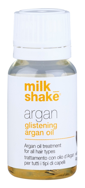 Milk Shake Argan Oil догляд на основі арганової олійки для всіх типів волосся