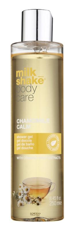 Milk Shake Body Care Chamomile Calm gel de ducha hidratante