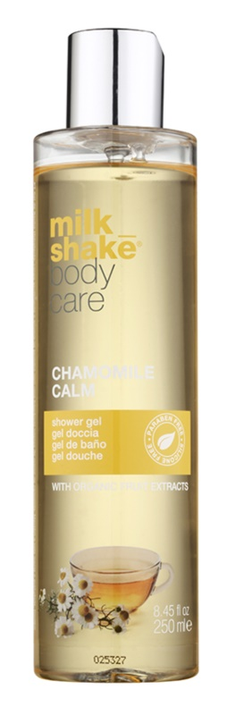 Milk Shake Body Care Chamomile Calm gel de ducha hidratante