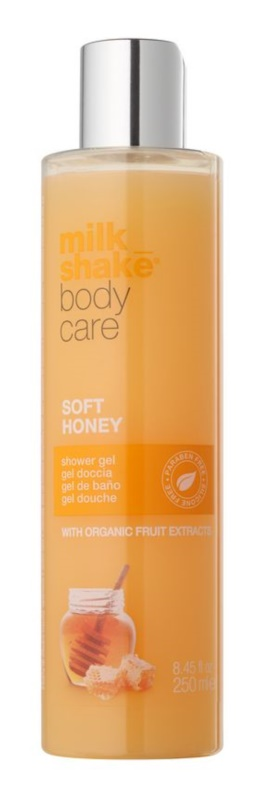 Milk Shake Body Care Soft Honey sprchový gel