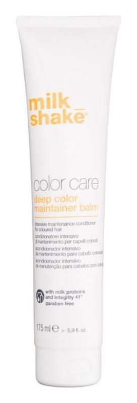 Milk Shake Color Care balsam intensiv pentru protecția culorii