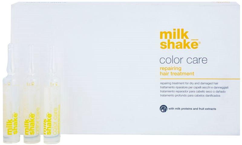 Milk Shake Color Care ošetrujúca starostlivosť pre suché a farbené vlasy