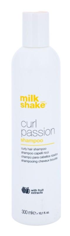 Milk Shake Curl Passion sampon hullámos hajra