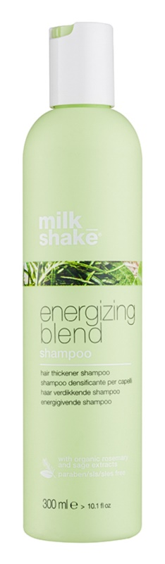 Milk Shake Energizing Blend energizujúci šampón pre jemné, rednúce a krehké vlasy