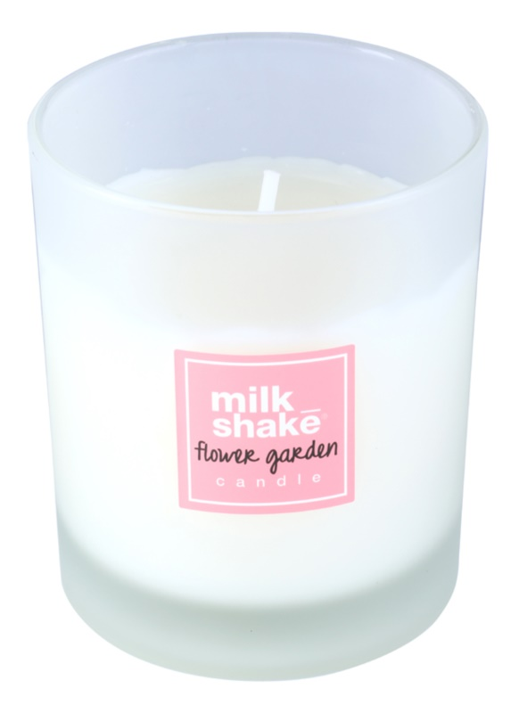 Milk Shake Flower Garden dišeča sveča  150 g