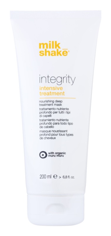 Milk Shake Integrity máscara de nutrição profunda para cabelo