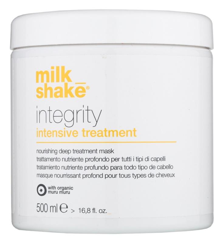 Milk Shake Integrity hloubkově vyživující maska na vlasy