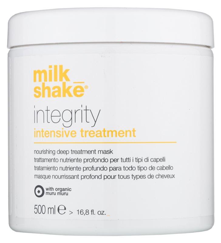Milk Shake Integrity maska głęboko odżywiająca do włosów