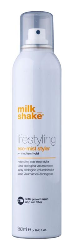 Milk Shake Lifestyling sprej do końcowej stylizacji włosów z witaminami