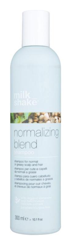 Milk Shake Normalizing Blend шампоан  за нормална към омазняваща се коса