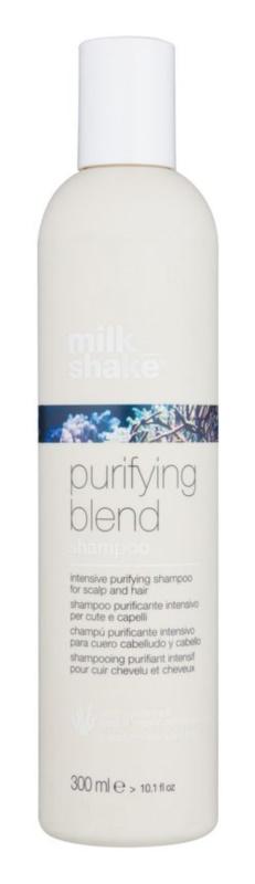Milk Shake Purifying Blend sampon pentru curatare anti matreata