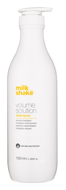 Milk Shake Volume Solution champô para volume e brilho