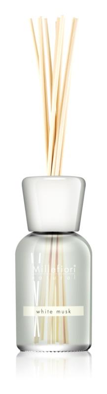 Millefiori Natural White Musk diffuseur d'huiles essentielles avec recharge 500 ml