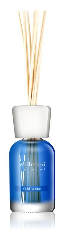 Millefiori Natural Cold Water diffuseur d'huiles essentielles avec recharge 100 ml