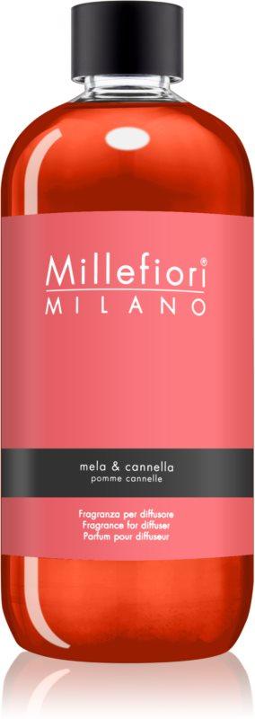 Millefiori Natural Mela & Cannella napełnianie do dyfuzorów 500 ml