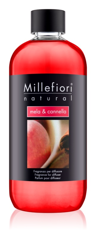 Millefiori Natural Mela & Cannella náplň do aroma difuzérů 500 ml