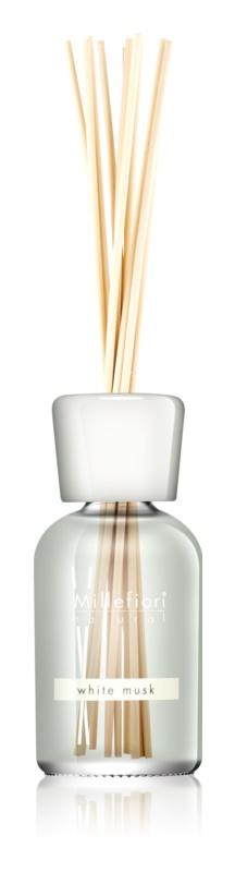 Millefiori Natural White Musk aroma difuzor cu rezervã 250 ml