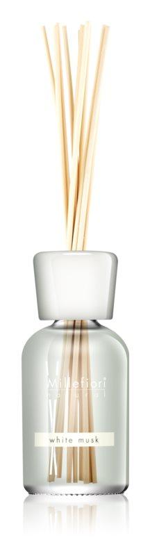 Millefiori Natural White Musk diffuseur d'huiles essentielles avec recharge 250 ml
