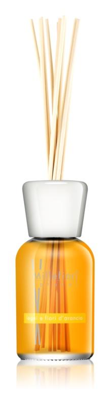 Millefiori Natural Legni e Fiori d'Arancio Aroma Diffuser With Filling 500 ml