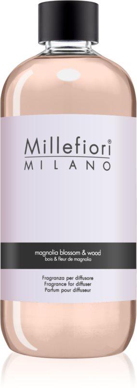 Millefiori Natural Magnolia Blosoom & Wood Refill for aroma diffusers 500 ml