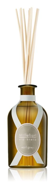 Millefiori Via Brera Earl Grey dyfuzor zapachowy z napełnieniem 250 ml