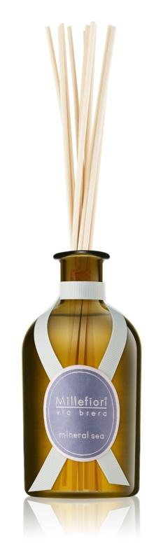Millefiori Via Brera Mineral Sea diffuseur d'huiles essentielles avec recharge 250 ml