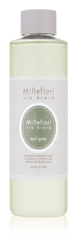 Millefiori Via Brera Earl Grey náplň do aróma difuzérov 250 ml
