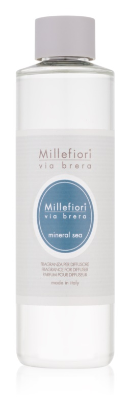 Millefiori Via Brera Mineral Sea napełnianie do dyfuzorów 250 ml