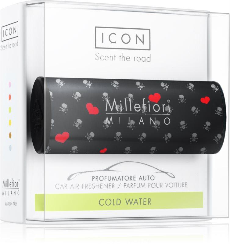Millefiori Icon Cold Water illat autóba   Cuori & Fuori
