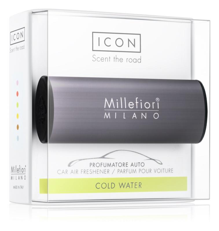 Millefiori Icon Cold Water aромат для авто   Classic