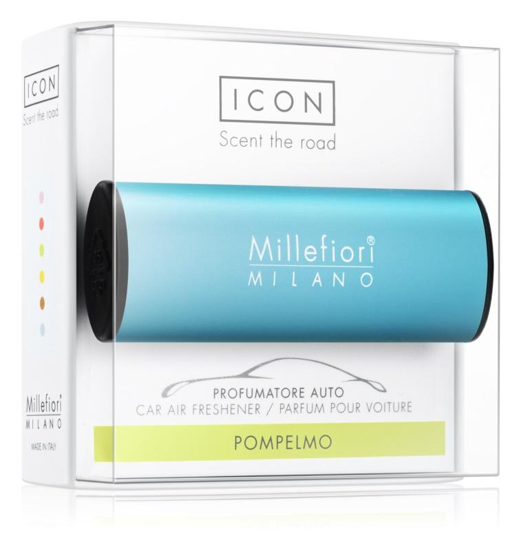 Millefiori Icon Pompelmo Car Air Freshener   Classic