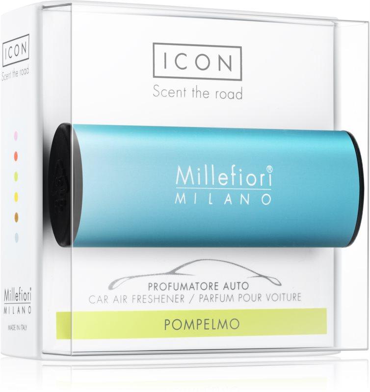 Millefiori Icon Pompelmo vôňa do auta   Classic
