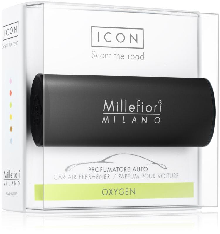 Millefiori Icon Oxygen ambientador de coche para ventilación   Classic