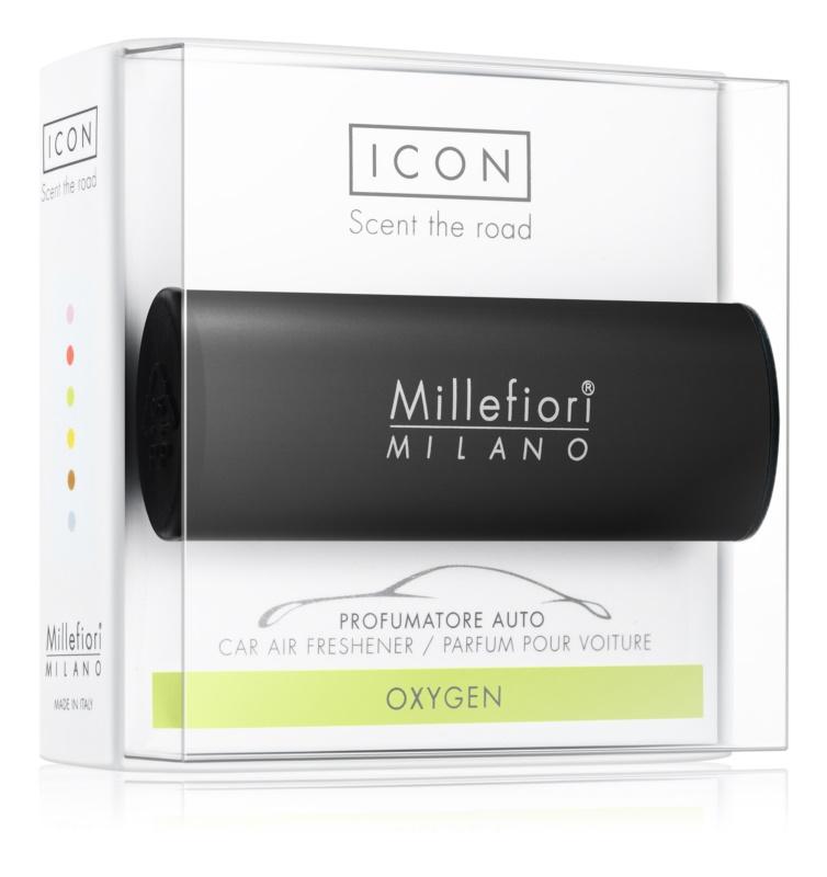 Millefiori Icon Oxygen vôňa do auta   Classic