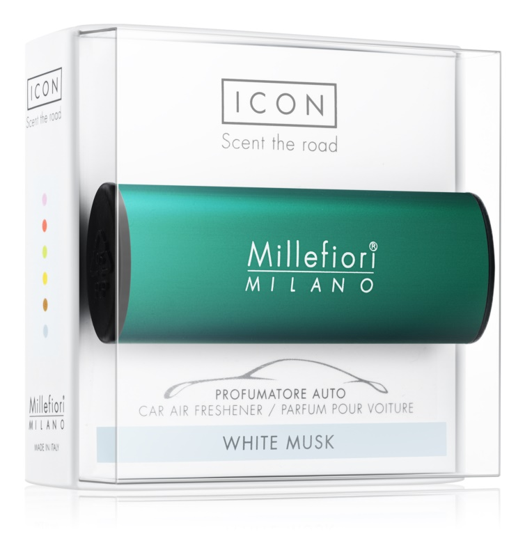 Millefiori Icon White Musk mirisi za auto   Classic