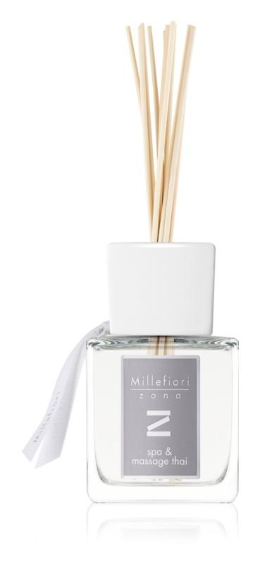 Millefiori Zona Spa & Massage Thai dyfuzor zapachowy z napełnieniem 250 ml