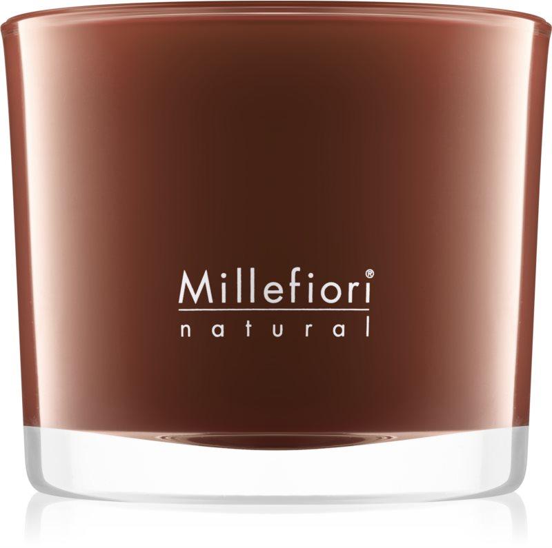 Millefiori Natural Vanilla and Wood lumanari parfumate  180 g