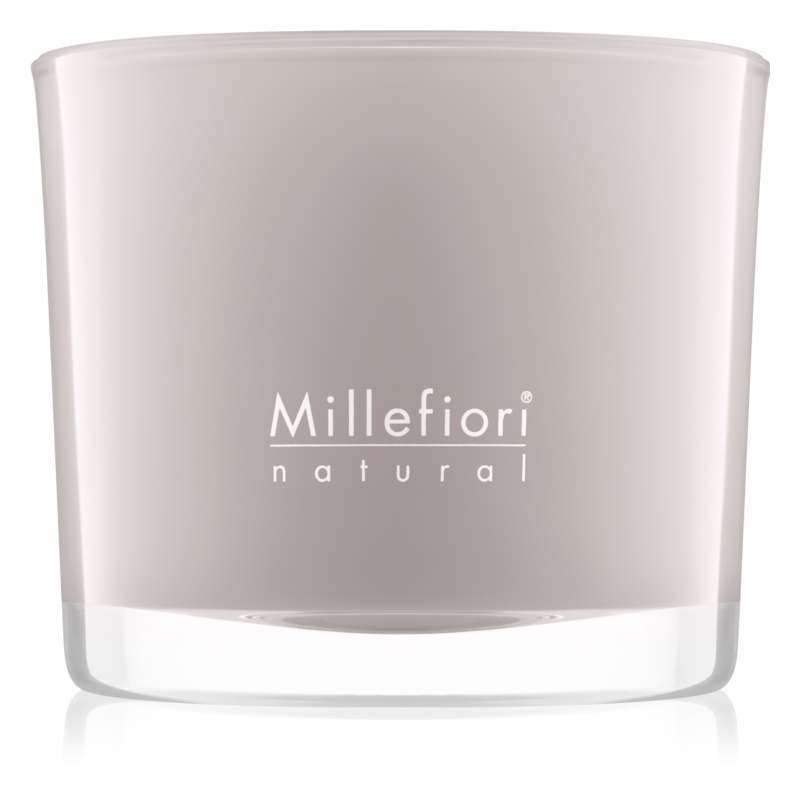 Millefiori Natural White Musk Duftkerze  180 g