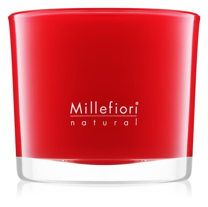 Millefiori Natural Mela & Cannella candela profumata 180 g