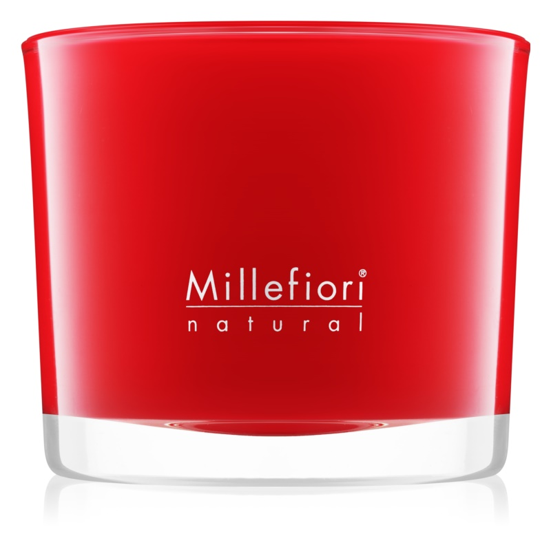 Millefiori Natural Mela & Cannella Geurkaars 180 gr