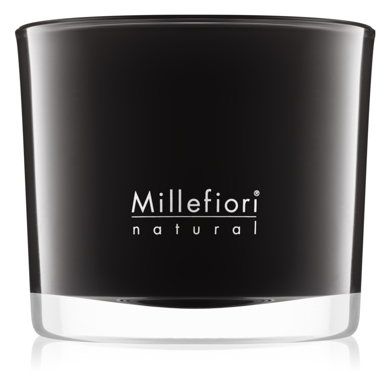 Millefiori Natural Nero Scented Candle 180 g