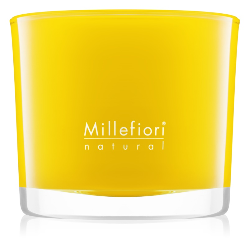 Millefiori Natural Pompelmo lumânare parfumată  180 g
