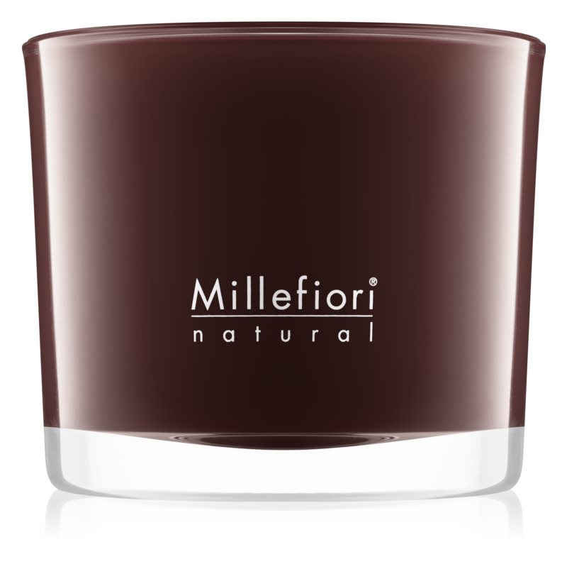Millefiori Natural Sandalo Bergamotto candela profumata 180 g