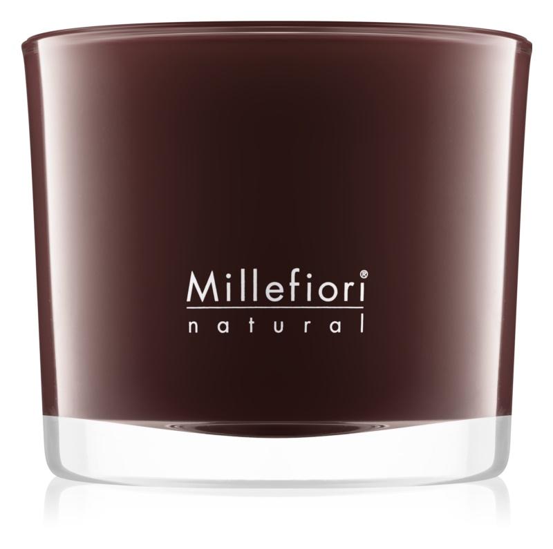 Millefiori Natural Sandalo Bergamotto Scented Candle 180 g